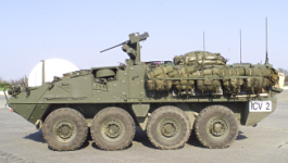 �������� ��� ���������. ���: M1126 Stryker Infantry Carrier Vehicle - ICV (NSN 2355-01-481-8575). ���� 15.11.2009