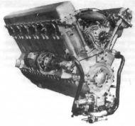 Дизель В-2. The V-2 diesel engine