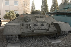 T-34/76 ARV – Tank Museum of the People's Liberation Army. Beijing (China)